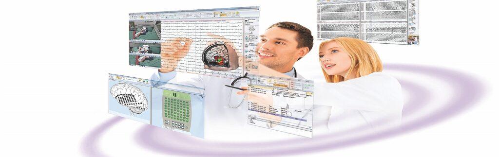 Profusion EEG oprogramowanie