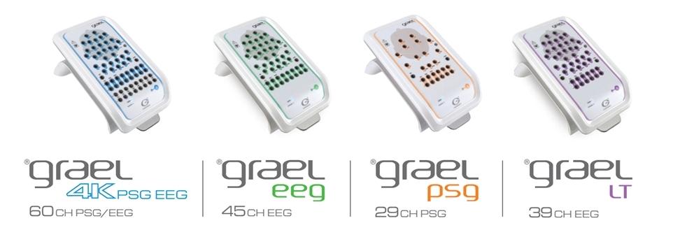 Aparaty EEG Grael rodzina